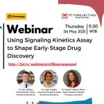 Recording Webinar The Dynamics of Compound Profiling: Using Signaling Kinetic Assays to Shape Early-Stage Drug Discovery