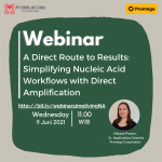 Recording Webinar A Direct Route to Results: Simplifying Nucleic Acid Workflows with Direct Amplification